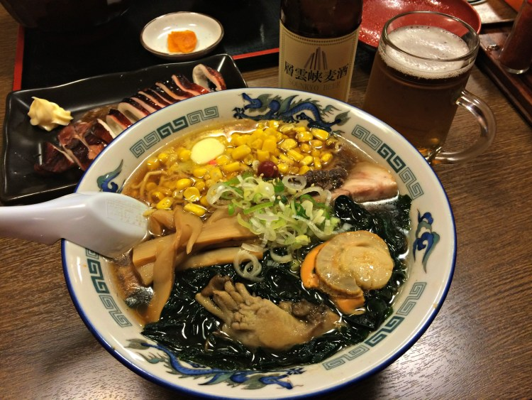 Ramen - Mynn's Top 10 Food to Eat in Hokkaido - www.shewalkstheworld.com