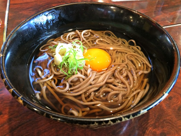 Soba - Mynn's Top 10 Food to Eat in Hokkaido - www.shewalkstheworld.com