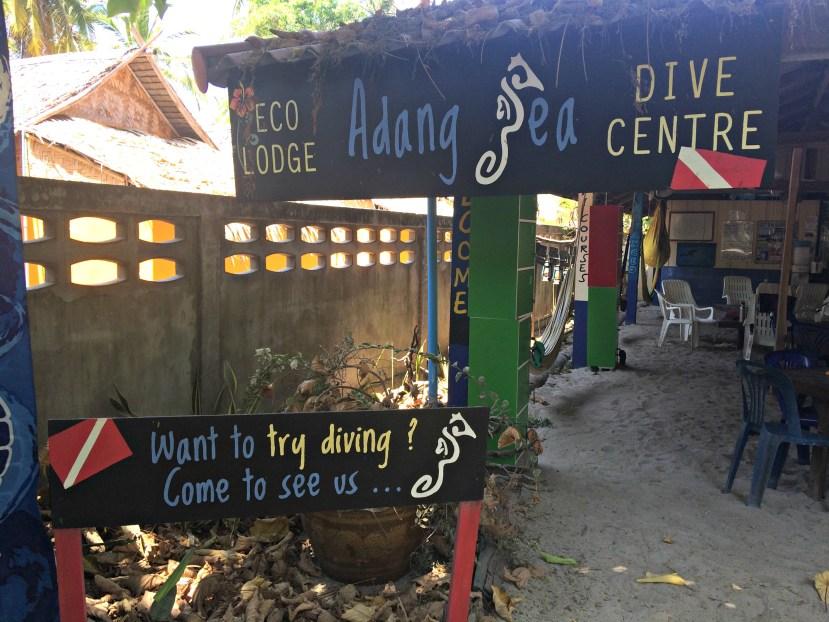 Adang Sea Divers
