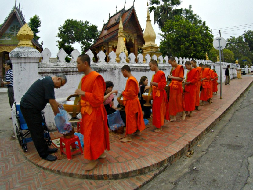 Homage to Monks