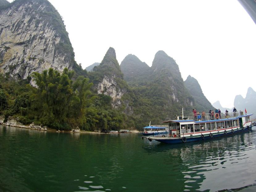 Two Days in Yangshuo, Guangxi, China.
