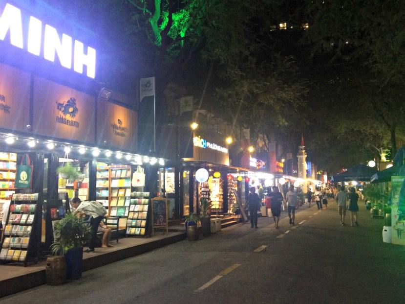 Saigon's Book Street