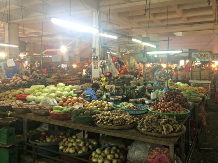 Mekong River - Ben Tre Market