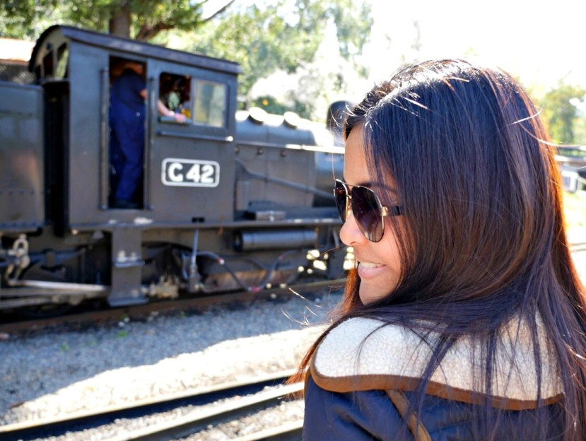 Puffing Billy Train Ride