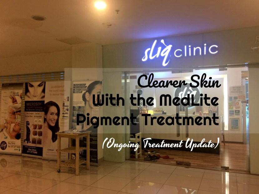 Sliq Clinic: MedLite Pigment Treatment
