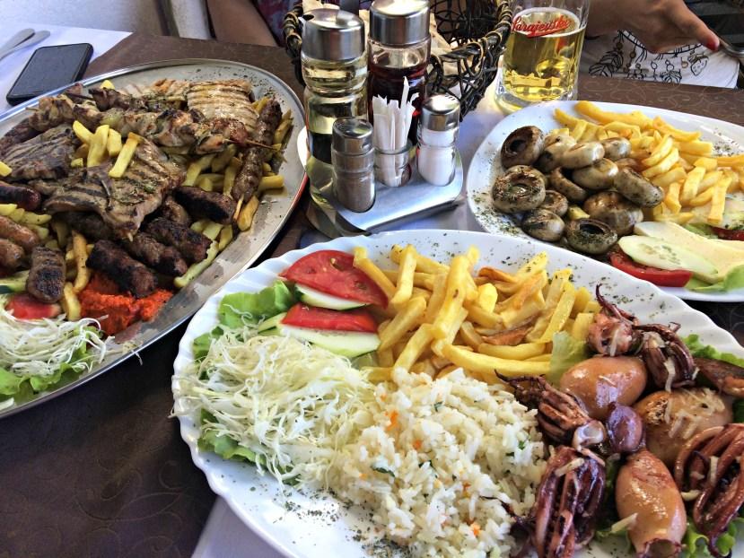 Mostar Food