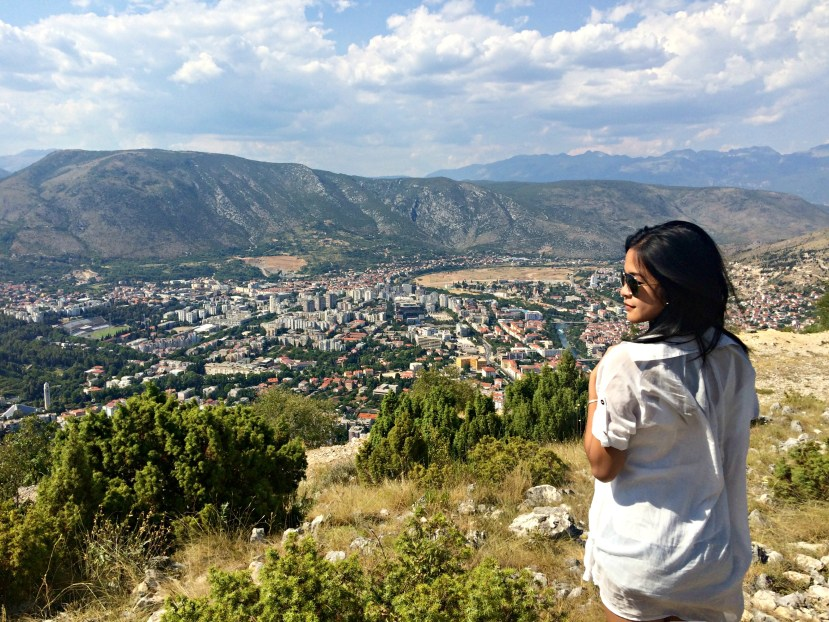 Hum Hill Mostar
