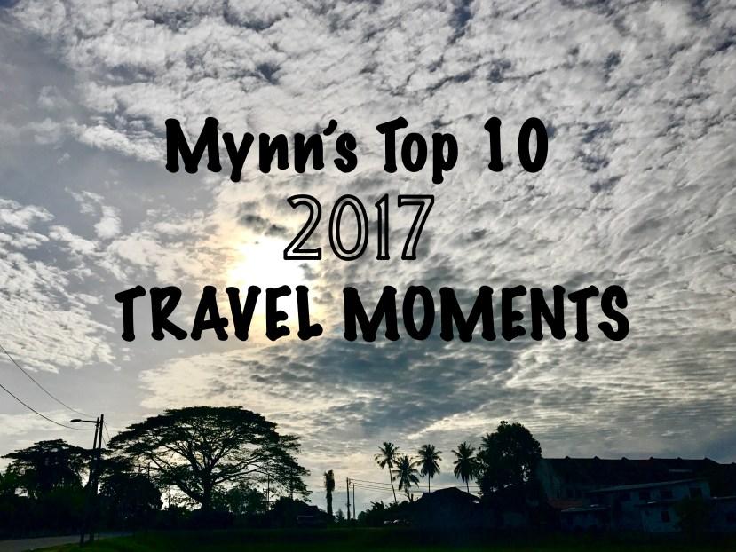 2017 Travel Moments