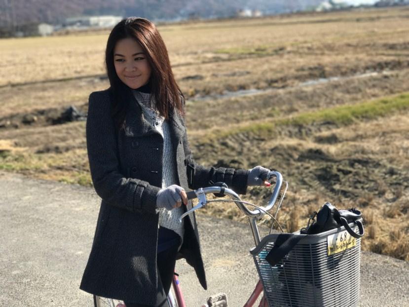 Cycling in Okayama