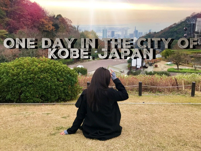 One Day in the City of Kobe, Japan - She Walks the World
