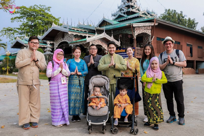 Family Fun in Amazing Thailand