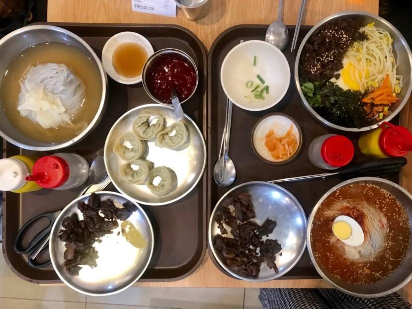 Milmyeon/Nengmyeon