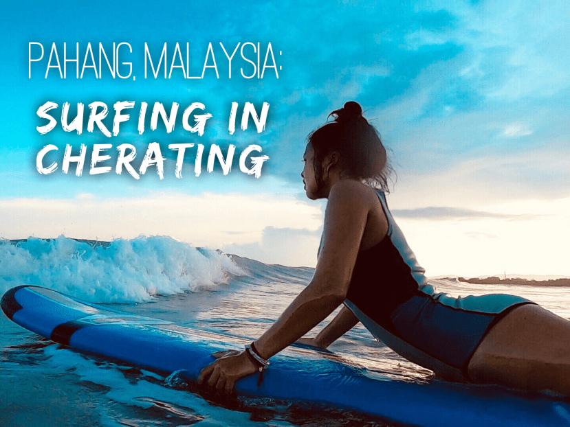 Cherating Surf
