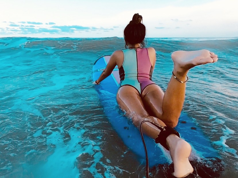 Experience Surfing
