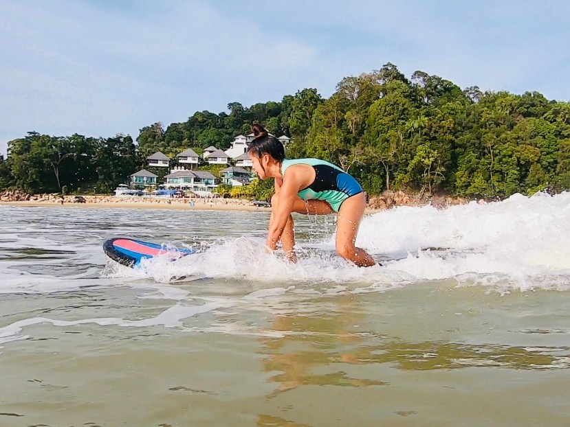 Surf School Cherating