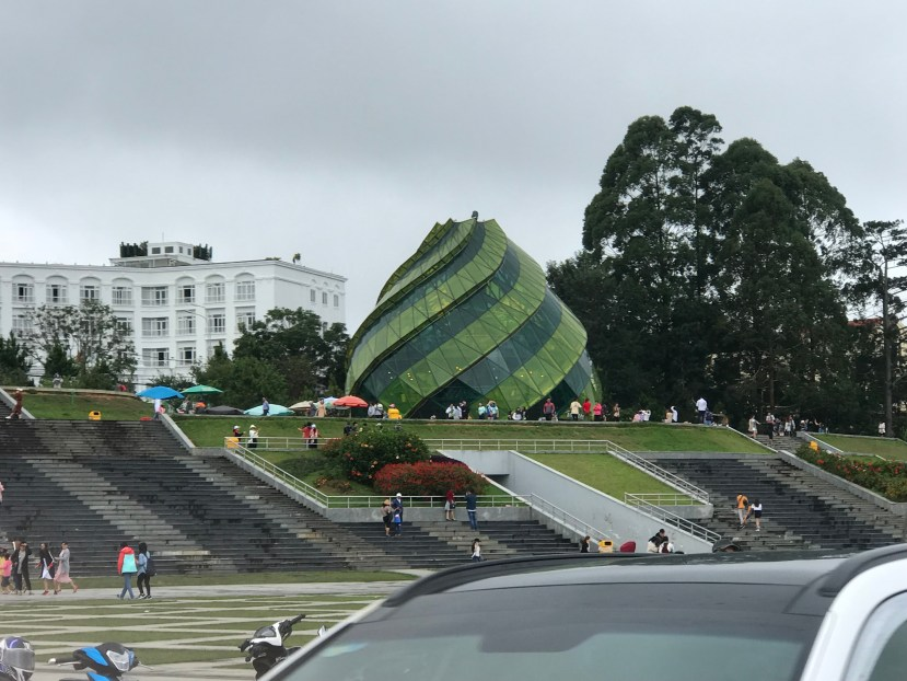 Artichoke Monument