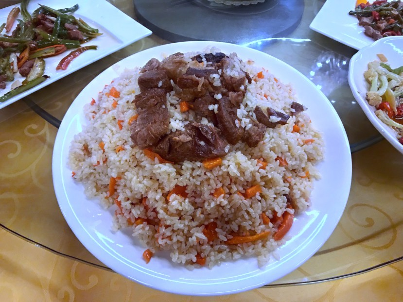 Mukam Xin Jiang Uyghur Food City