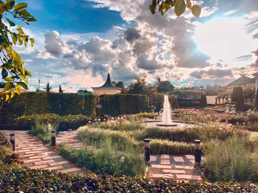BlueSky Garden
