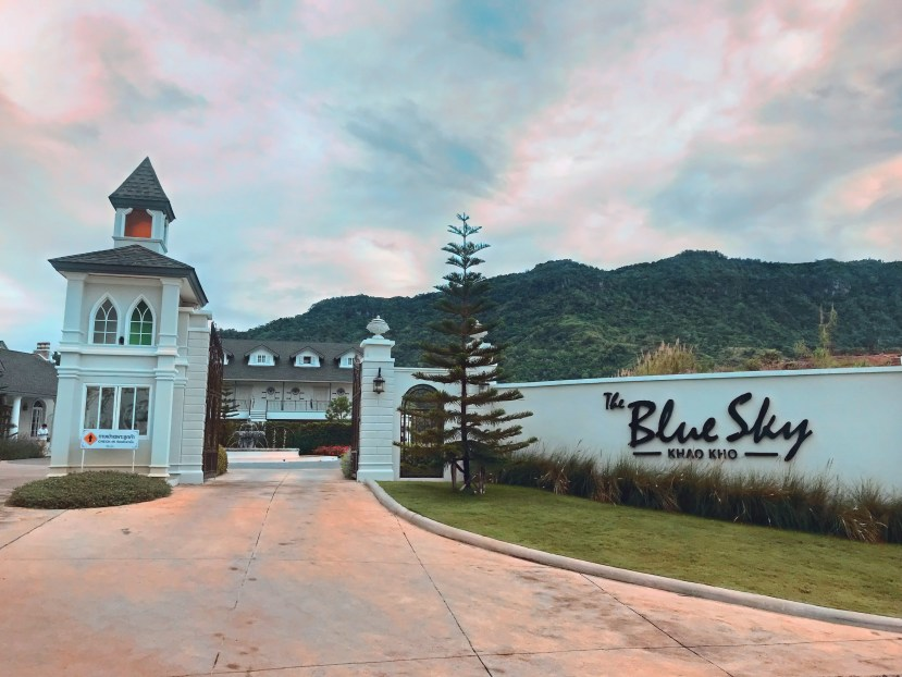 The BlueSky Resort Khao Kho