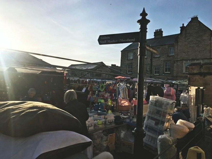 Stall Market