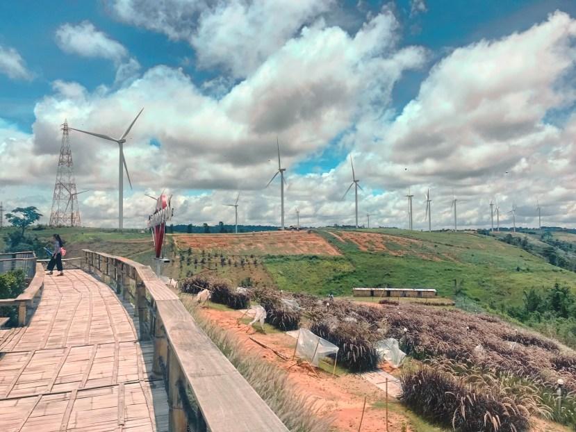 Khao Kho Windmills