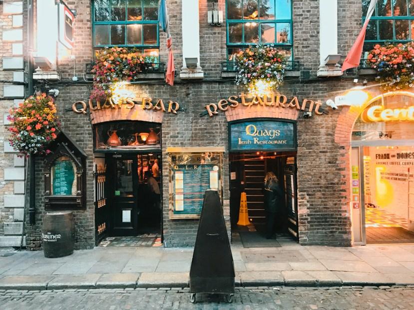 Dublin Food