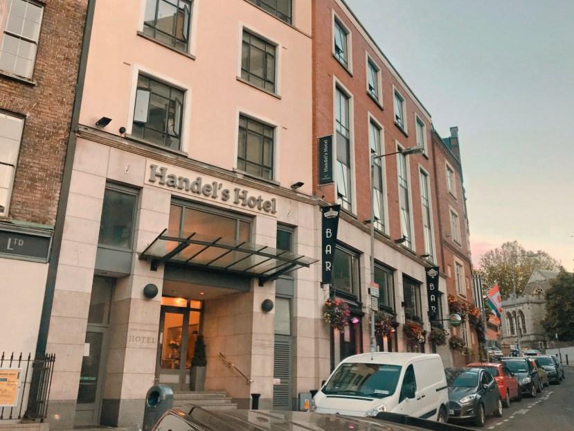 Handel's Hotel