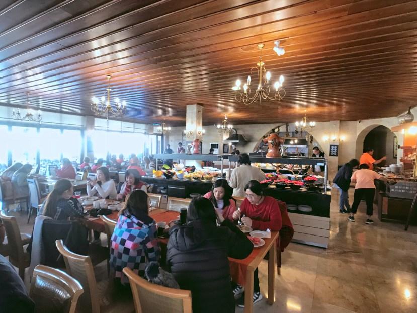 Goreme Kaya Hotel