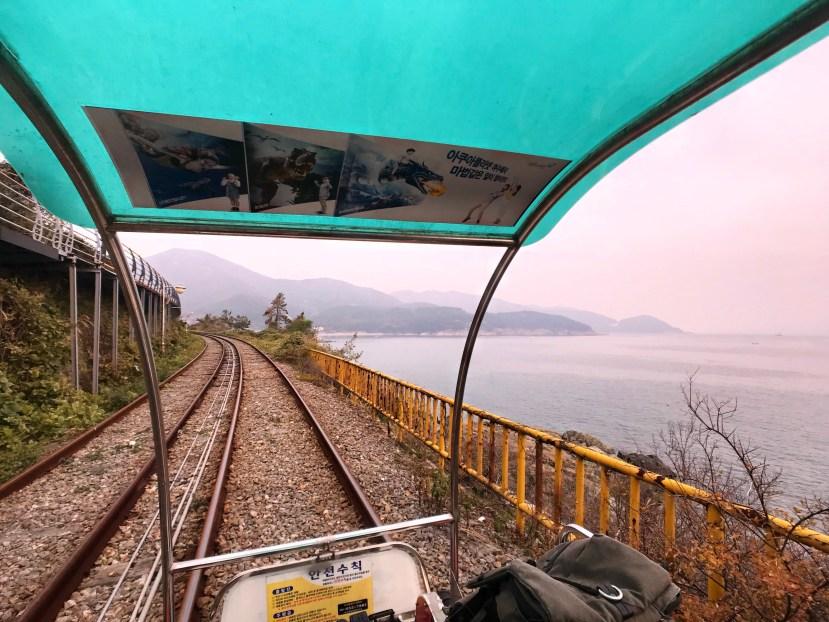 Ocean Railbike