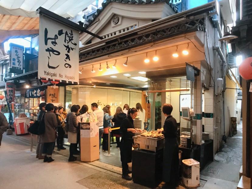 Miyajima Oyster