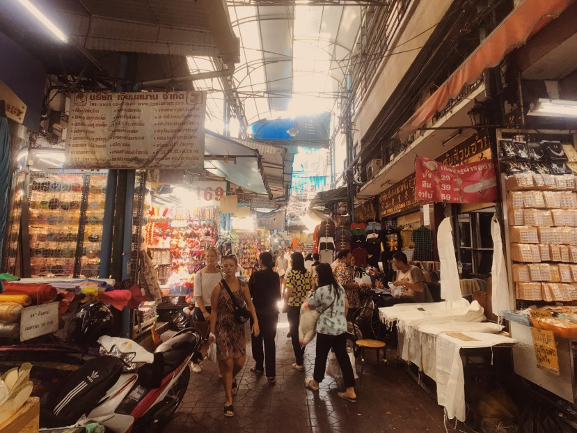 Sampeng Lane Market