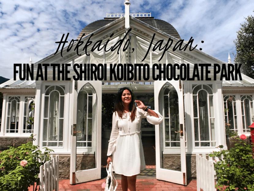 Shiroi Koibito Chocolate Park
