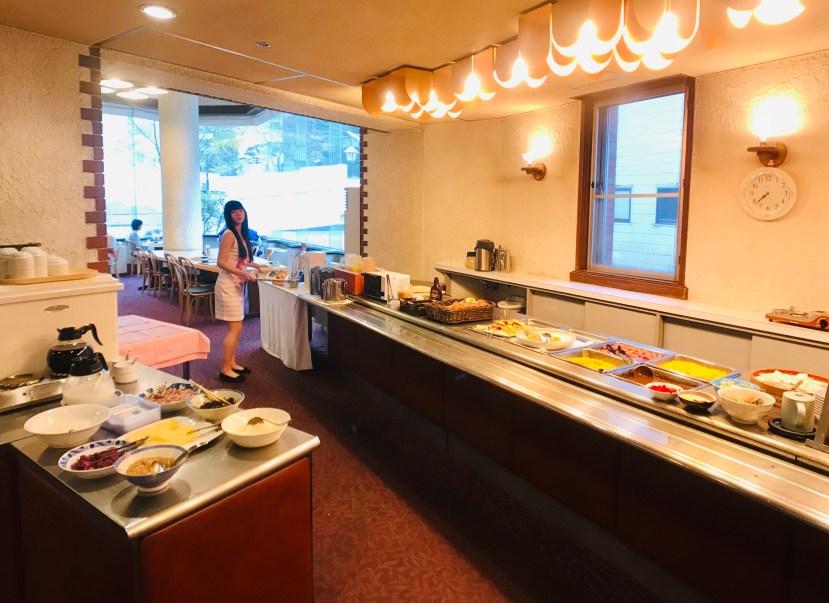 Takimoto Inn Breakfast