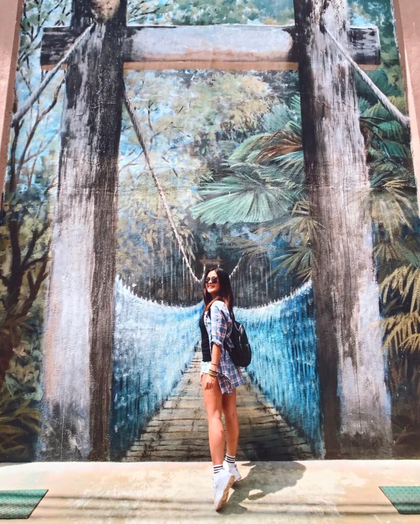 Bentong Mural