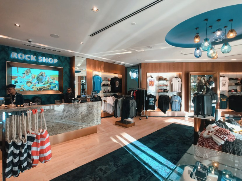 Rock Shop