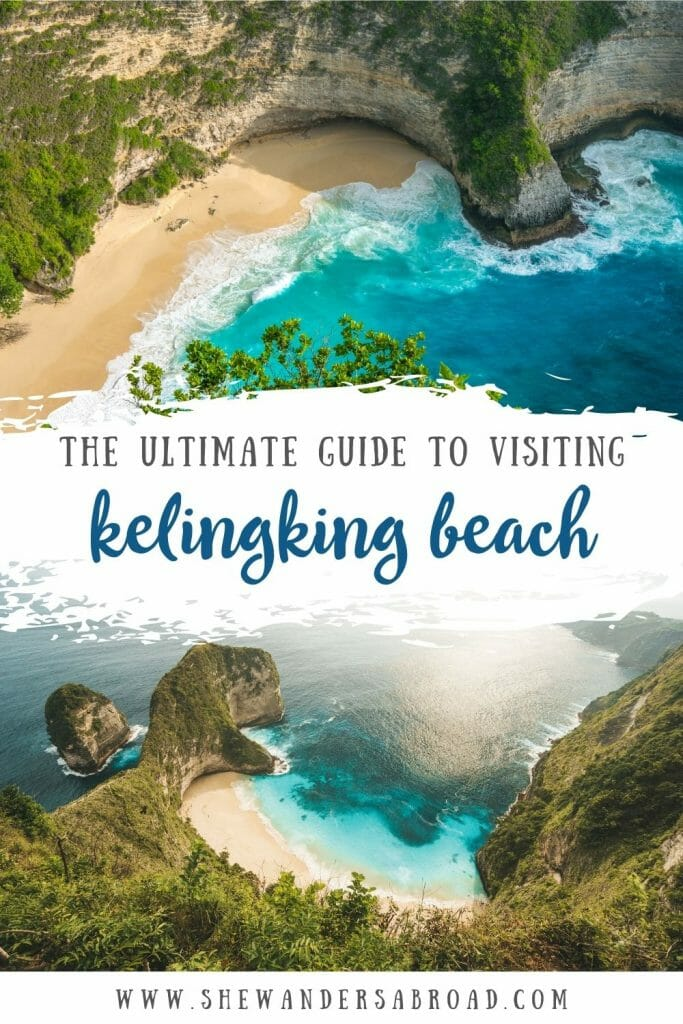 Kelingking Beach, Nusa Penida: All You Need to Know Before Visiting