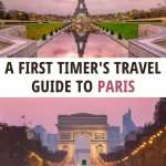 The Ultimate Guide to Visiting Paris for the First Time