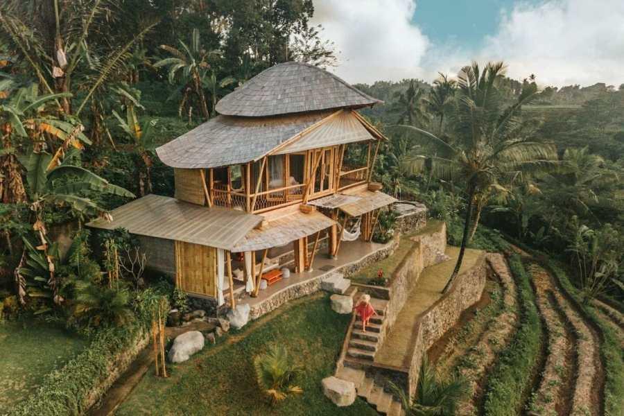Camaya Bali Suboya Bamboo house, Indonesia