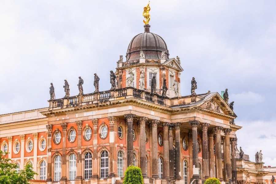 Neues Palais in Potsdam, Germany