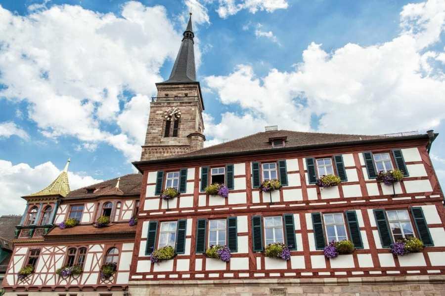 St. Johannes Church in Schwabach, Germany