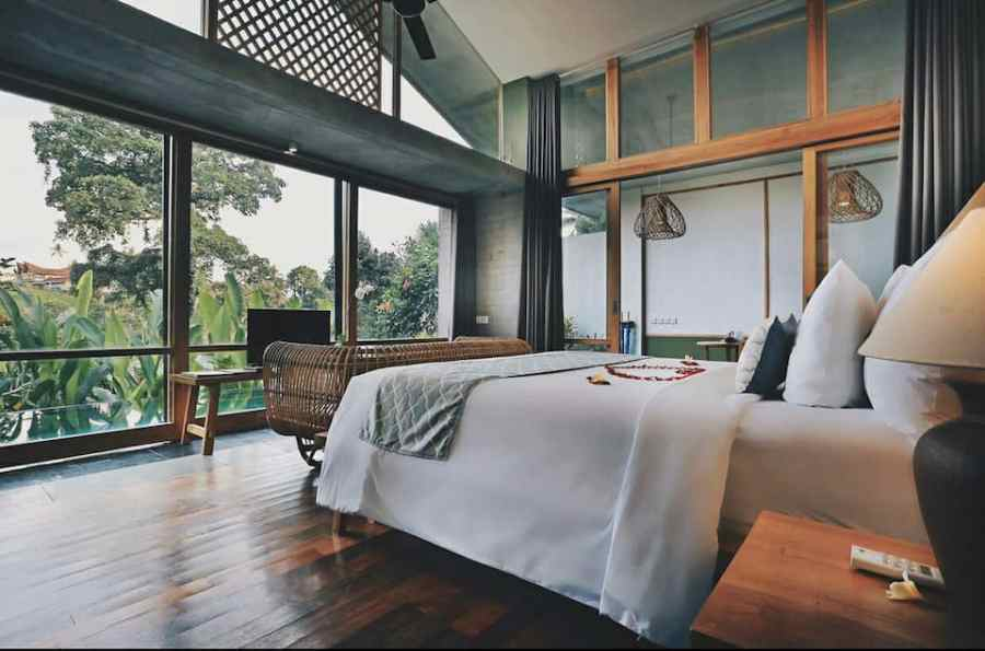 One Bedroom Private pool Villas with Valley view 1