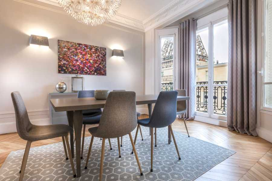 Amaizing & Modern 2 bedrooms next to Eiffel Tower Paris Airbnb