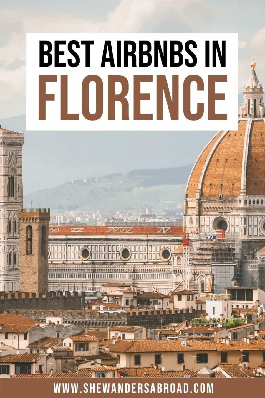 Best Airbnbs in Florence, Italy
