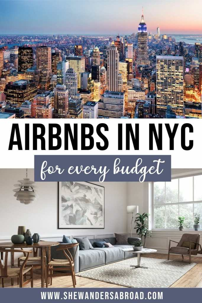 Best Airbnbs in New York City