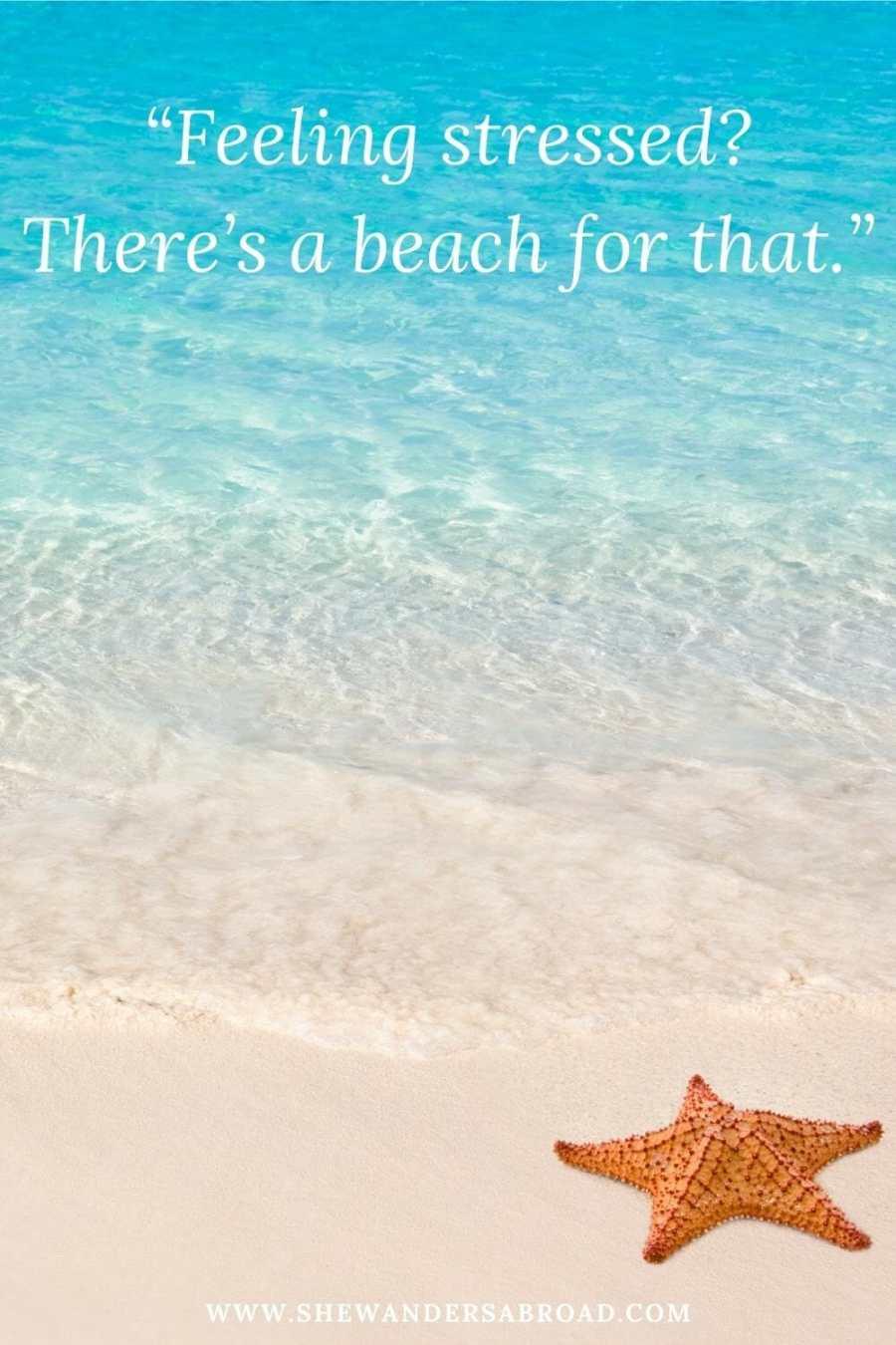 Short beach captions for Instagram