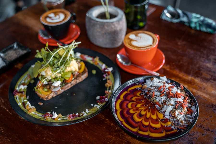 Breakfast at Cafe Vida in Canggu, Bali