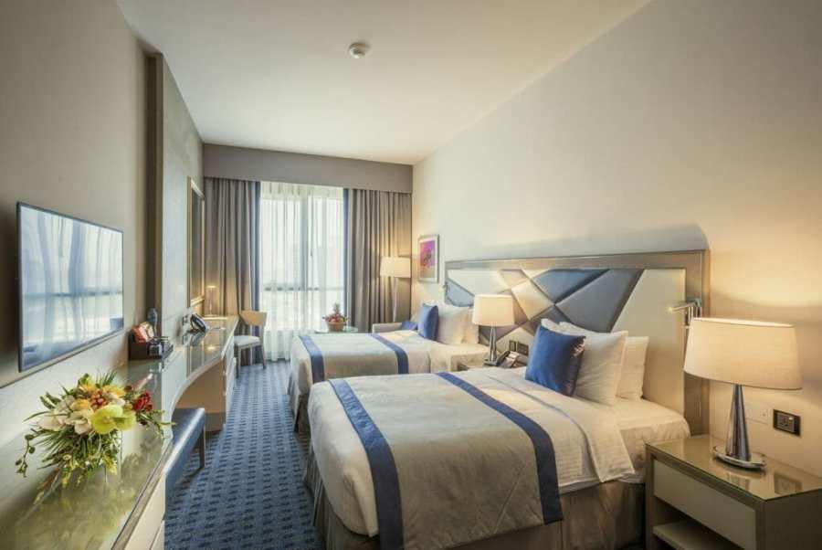 Gulf Inn Hotel Al Nasr Dubai