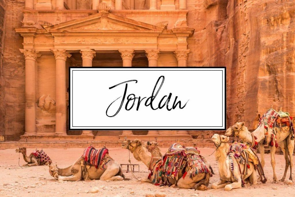 Jordan, Middle East