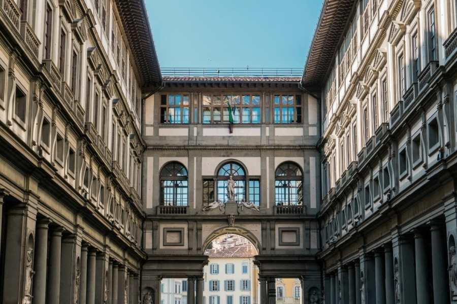 Uffizi Gallery, a must visit on every Florence itinerary