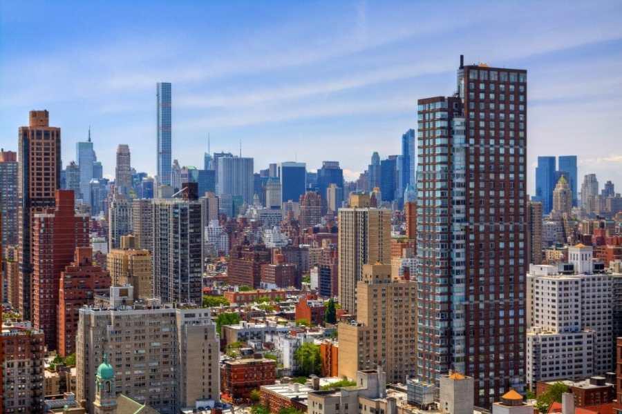 Upper East Side Skyline View